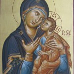 Power to do all that the Theotokos wills