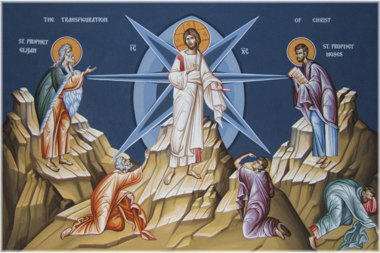 The Feast of Transfiguration in Singapore